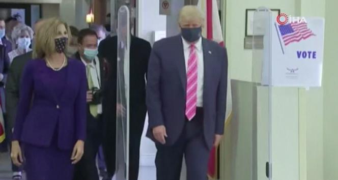 ABD Başkanı Trump oyunu kullandı