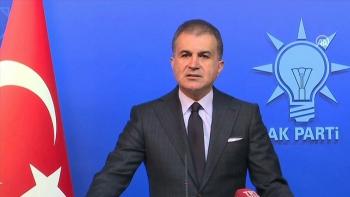 AK Parti Sözcüsü Ömer Çelik'ten Akıncı Üssü Davası yorumu