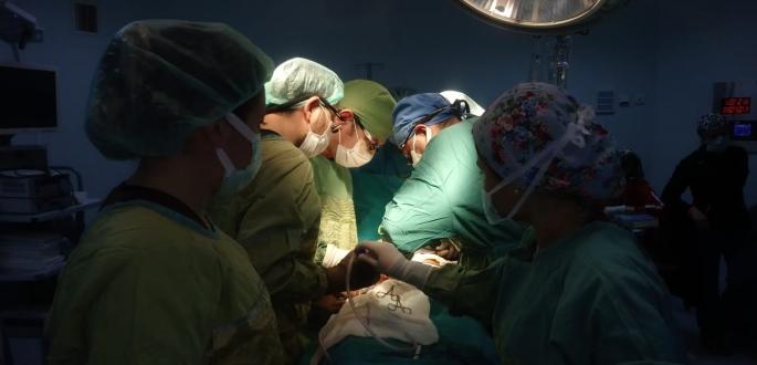 Aydın'da beyin ölümü gerçekleşen hastanın organları üç kişiye umut oldu