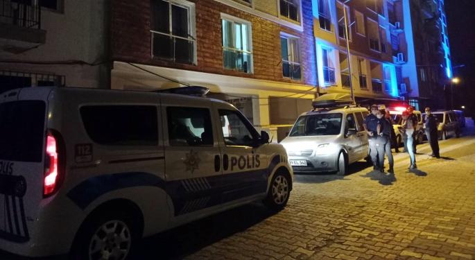 Aydın'da intihar girişimi
