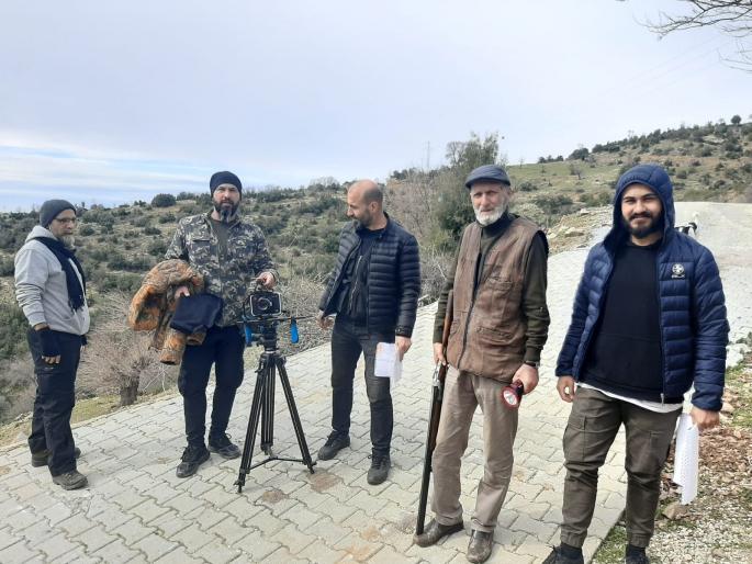Aydın'da Yeni Bir Film Çekiliyor; Temas