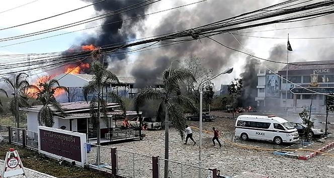 Boru hattında patlama: 3 ölü, 28 yaralı