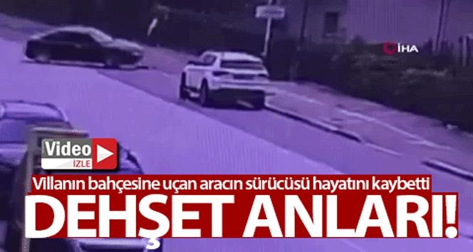 Bursa'da dehşet anları kamerada