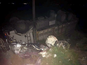 Aydın'da feci kaza! 1 kişi öldü...