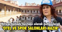 AYDIN'DA OTEL VE SPOR SALONU CORONAVİRÜSE KARŞI HAZIR