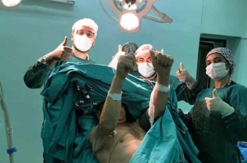 Aydın Devlet Hastanesi´nde ilk defa Uyanık Beyin Tümörü Ameliyatı yapıldı