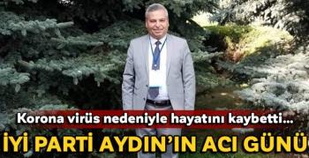 Belediye Meclis Üyesi Öztürk Korona virüse yenik düştü