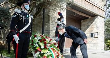 Covid-19 kurbanları anıldı