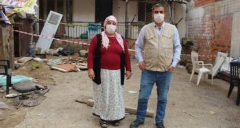'Deprem kurnazlığı' iddiasına ev sahibinden yalanlama