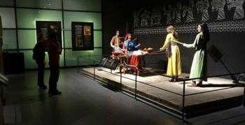 Dünyanın tek Urartu müzesi yeniden ziyarete açıldı