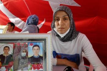 Evlat nöbetindeki aileler Kurban Bayramı'na hüzünlü girdi