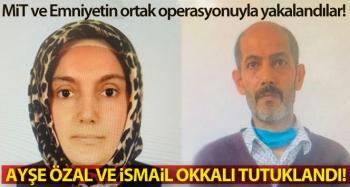 FETÖ'den tutuklama kararı bulunan 2 şahıs yakalandı