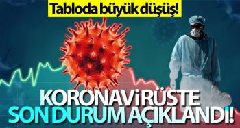 Koronavirüste son durum ne? veriler açıklandı!