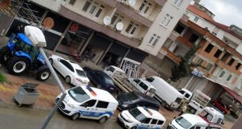 Koronaya yakalan kadın intihara teşebbüs etti, polis önledi