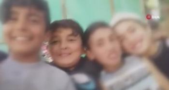 Okul servisinde öldürülen Tunç'tan geriye bu görüntü kaldı