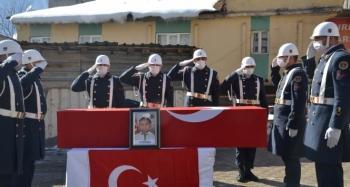 Pence Kaplan Harekatı'nda şehit olan güvenlik korucusu toprağa verildi
