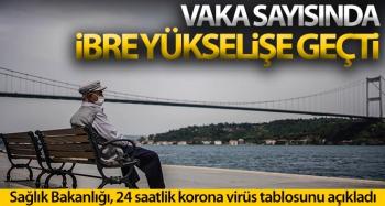 Son 24 saatte korona virüsten 215 kişi hayatını kaybetti