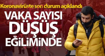 Türkiye'de son 24 saatte 28.817 koronavirüs vakası tespit edildi