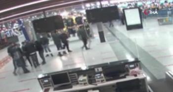 Uluslararası suç örgütü üyesi yurt dışına kaçarken yakalandı