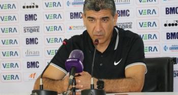 Ümraniyespor'da Sait Karafırtınalar dönemi sona erdi