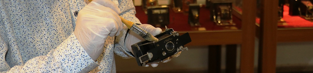 1907 İngiltere yapımı casus fotoğraf makinesi müzenin ilgi odağı