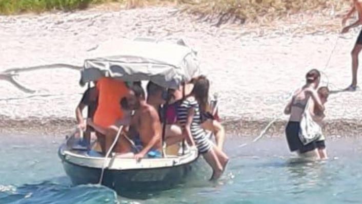 5 kişinin öldüğü Foça´daki tekne faciasında kaptana 13 yıl hapis cezası