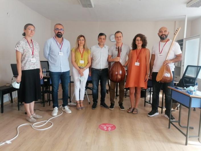 ADÜ Devlet Konservatuvarı Geleneksel Türk Müziği Bölümü Özel Yetenek Sınavları başladı