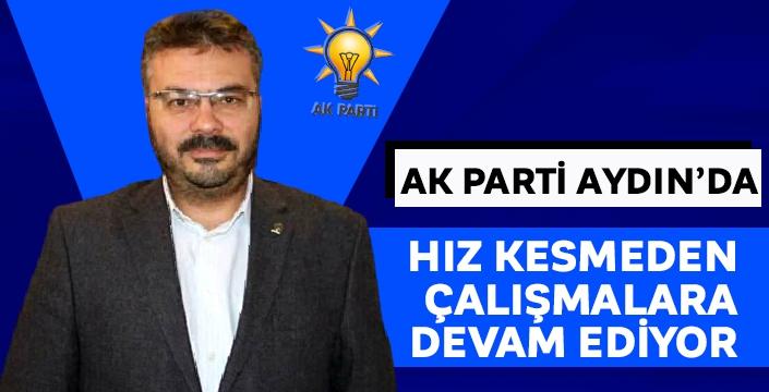 AK Parti Aydın'da kongreler tamamlandı! Üye sayılarında artış bekleniyor..