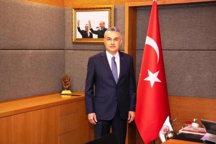 AK Parti Aydın Milletvekili Savaş´tan Çine´ye sulama projesi müjdesi