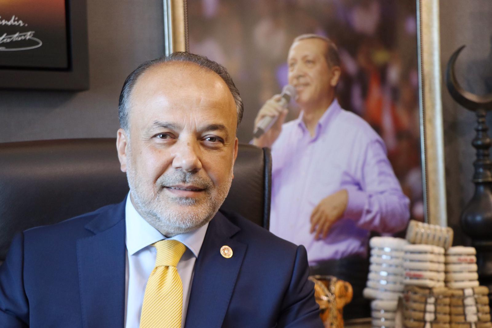 Ak Parti Aydın Milletvekili Yavuz'dan Ramazan Bayramı mesajı