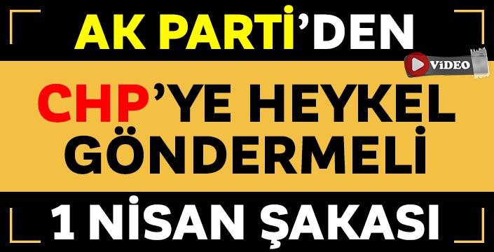 AK Parti'den '1 Nisan' temalı Şaka videosu!