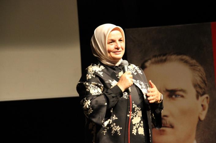 AK Parti Kadın Kolları Genel Başkanı Keşir;