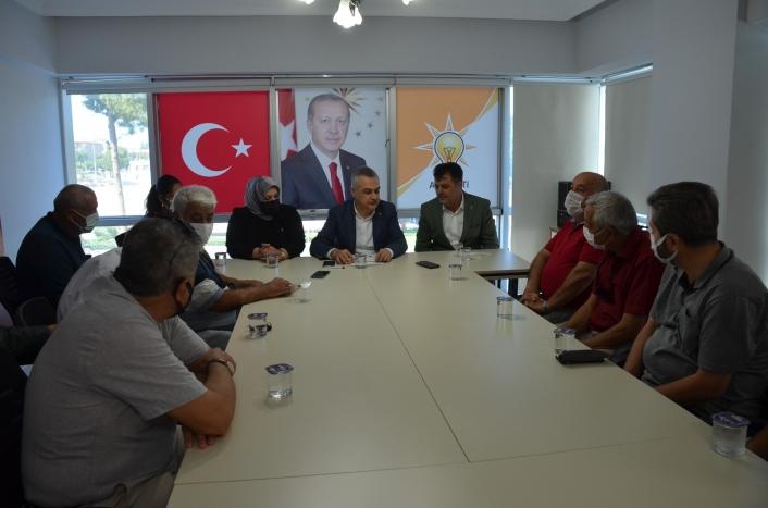 AK Partili Savaş´tan Didim´e doğalgaz müjdesi..