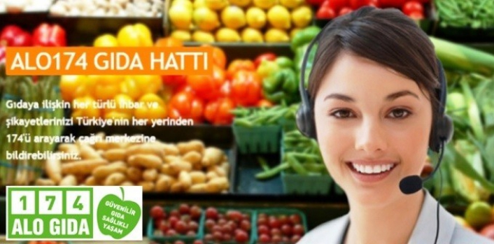 Aydın´da 17 adet gıda işletmesine 587 bin TL cezai işlem uygulandı