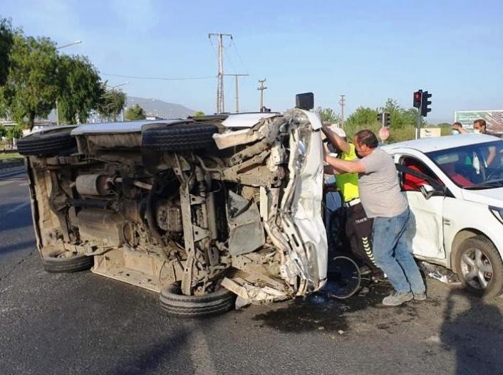 Aydın´da Mayıs ayında 468 trafik kazası meydana geldi
