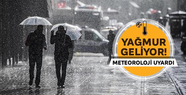 Aydın'da sıcak havalar, yerini serin ve yağışlı havalara bırakıyor!