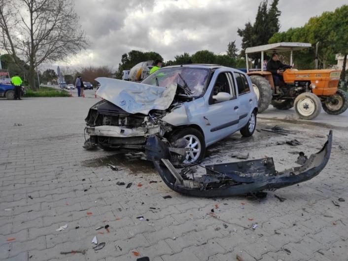 Aydın´da Şubat ayında 355 trafik kazası meydana geldi