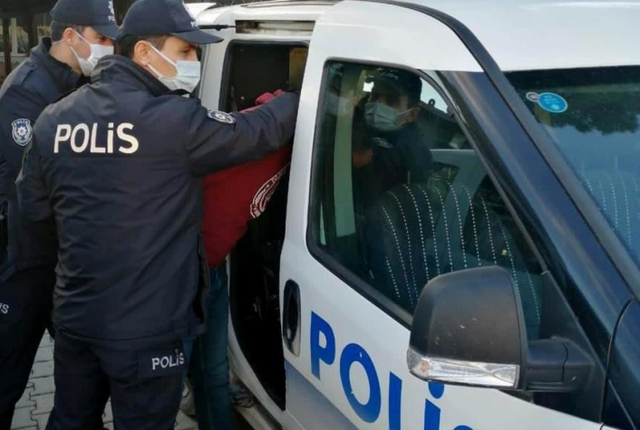 Aydın´da suç makineleri polisten kaçamadı