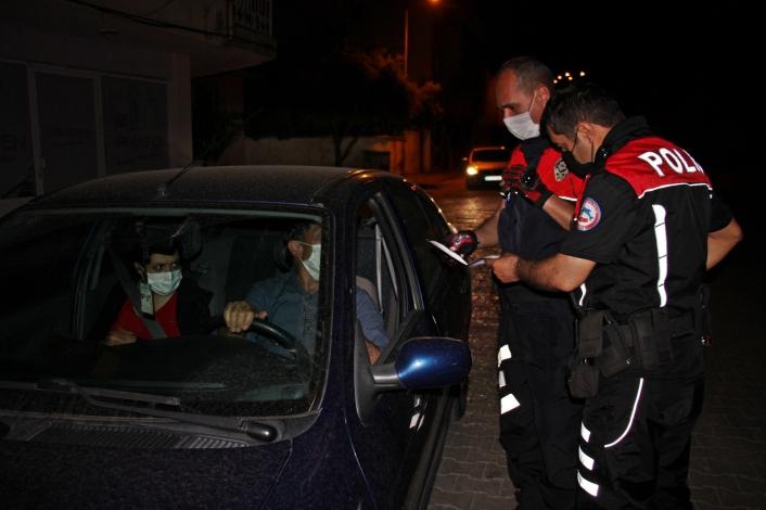 Aydın´da tedbirlere uymayanlara 1 milyon lira ceza kesildi