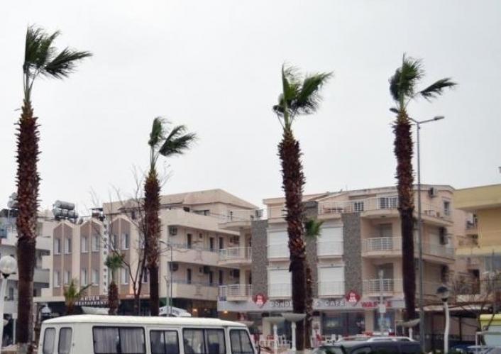 Aydın´da yarın kuvvetli rüzgar etkili olacak