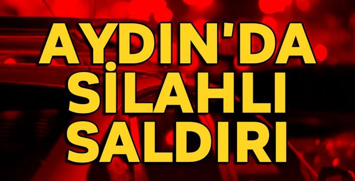 Aydın'ın Efeler ilçesinde meydana gelen silahlı kavgada 1 kişi ağır yaralandı.
