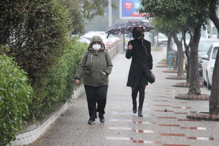 Aydın soğuk ve yağışlı havanın etkisine girecek