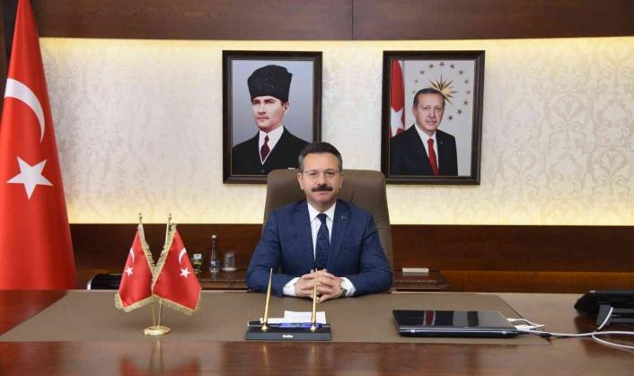 Aydın Valisi Aksoy,