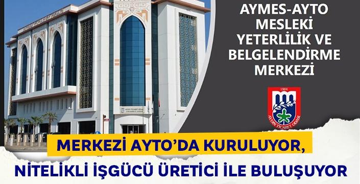 AYTO'dan Aydın'a 2 milyonluk yatırım