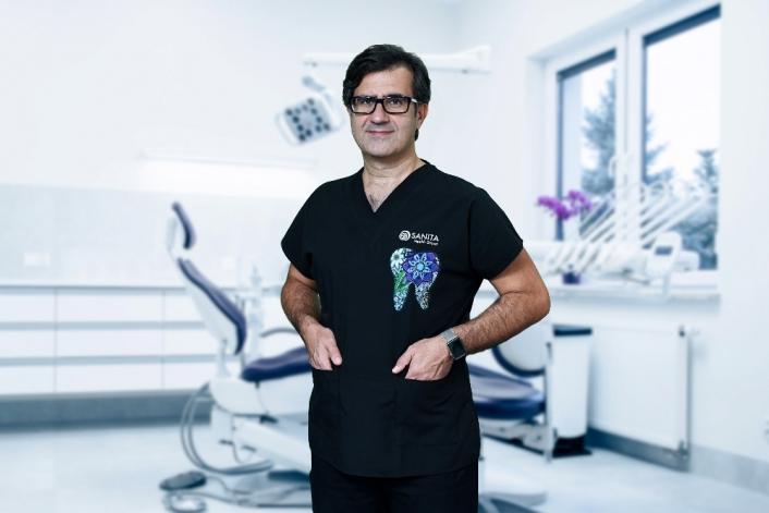 Çene kemiği erimiş olan hastalara zigomatik implant