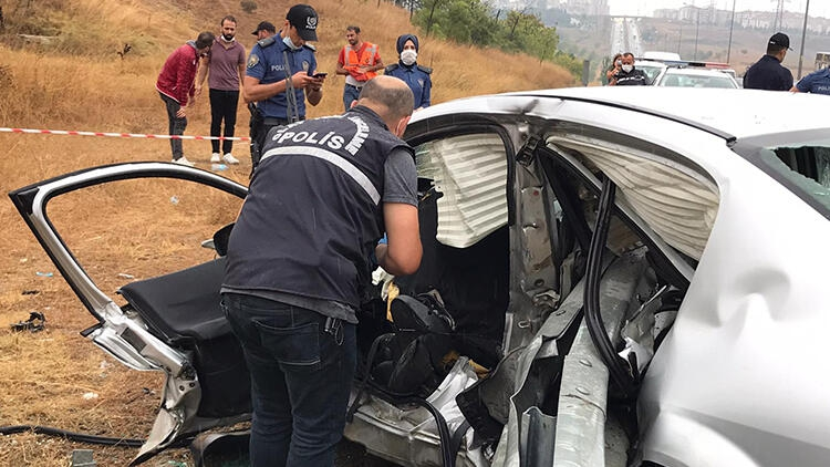 Feci kaza, 1 ölü 2 yaralı!