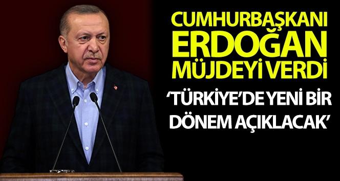 Cumhurbaşkanı Erdoğan müjdeyi verdi: 85 milyar metreküp daha gaz bulundu