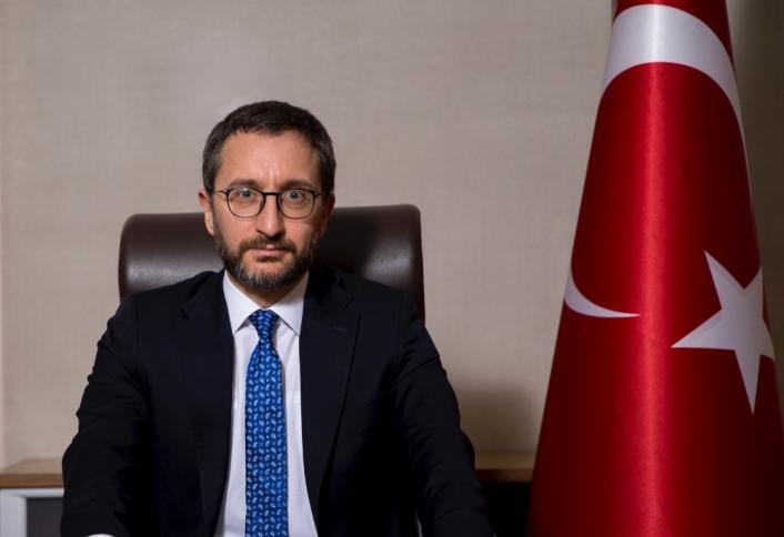 Cumhurbaşkanlığı İletişim Başkanı Altun: 'Türkiye´nin yükselişi yeni reform dönemiyle devam edecek'