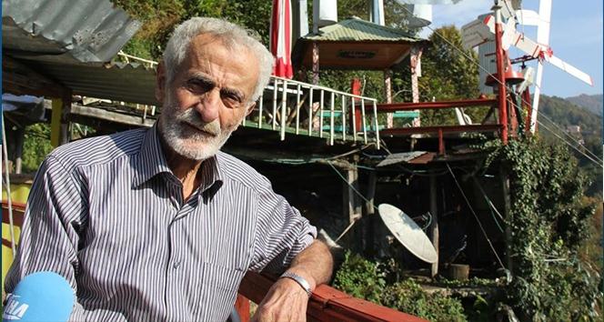 Dönen evi ile tanınan Bilal Atasoy hayatını kaybetti