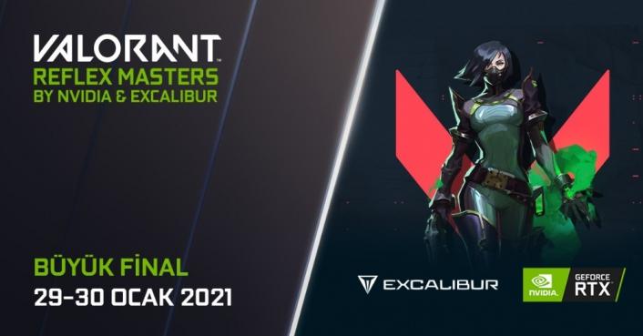 Excalibur Valorant Turnuvası´nda büyük final heyecanı